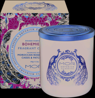 MOR Emporium Classics Fragrant Soy Candle Bohemienne 390 g