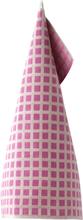 Handduk Cerise/Oblekt 50x70 cm