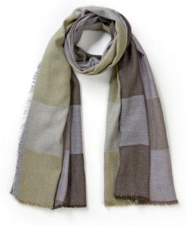 Tørklæde Fra Peter Hahn grå