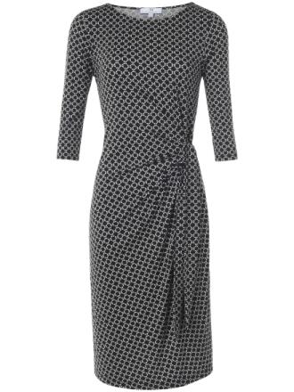 Jerseyklänning från Uta Raasch mångfärgad