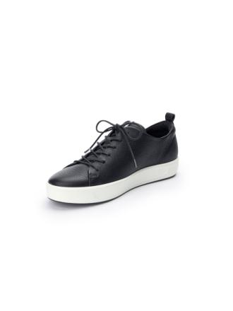 Sneakers 'Soft 8 Ladies' Fra Ecco sort - Peter Hahn