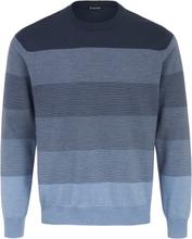 Rundhalsad tröja från Louis Sayn blå