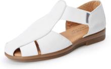 Sandaler för kvinnor från Aerobics vit