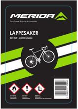 Merida Standard Reparationskit Inkl. lim, lappar och sandpapper