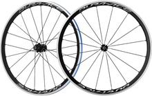 Shimano Dura Ace R9100 C40 Hjulset Svart, Clincher, 16/21, Shim 10/11