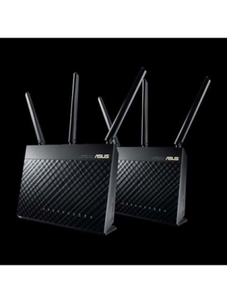 AiMesh AC1900 WiFi System (2 Pack) - Mesh router AC Standard - 802.11ac
