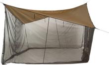Amazonas Moskito Presenning Brun/Svart, 340 cm, 380 g + 60 g