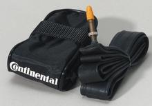 Conti sadelväska inkl.däckjärn och slang m/däckavtagare och racerslang 60 mm vent