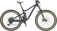 """Scott Contessa Genius 720 Mountainbike Alu, 27,5"""",SRAMgX Eagle 12-delat, 14,1kg"""