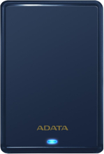 2TB Portable Hard Disk, USB 3.0, ADATA DashDrive, BlueThe ultra-portable hard drive HV620S packs up to 4TB of external storage in a drive thats only 11.5mm thick. The design also shines with a mirror-like gloss, simple but elegant and fitting for dependab