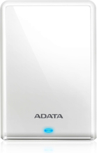 2TB Portable Hard Disk, USB 3.0, ADATA DashDrive, WhiteThe ultra-portable hard drive HV620S packs up to 4TB of external storage in a drive thats only 11.5mm thick. The design also shines with a mirror-like gloss, simple but elegant and fitting for dependa