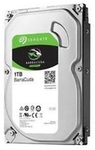 "Seagate 1TB BarraCuda 3.5"" HDD SATA 3.0 7200RPM 64MB CacheSeagate brings over 20 years of trusted performance and reliability tothe Seagate® BarraCuda® 3.5-inch HDD now available incapacities up to 8 TB."