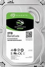 "Seagate 2TB BarraCuda 3.5"" HDD SATA 3.0 7200RPM 256MB CacheSeagate brings over 20 years of trusted performance and reliability tothe Seagate® BarraCuda® 3.5-inch HDD now available incapacities up to 8 TB."