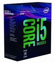 CPU Intel Core I5-9600Kf, Coffee Lake, 3700 MHz, Cores 6, 9Mb, Socket Lga1151, 95 Watts