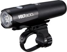 Cateye Volt 800 Framlampa Svart, 800 Lumen, Uppladdningsbar, 140g