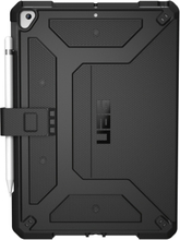 Urban Armour Gear Metropolis Series case f�r iPad 10.2 (2019) 121916114040 - Schwarz