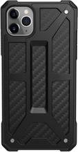Urban Armour Gear Monarch Series case f�r iPhone 11 Pro Max 111721114242 - Carbon Fiber