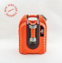 BikeWash Pro 20L Högtryckstvätt Smart batteridriven högtryckstvätt! 75W