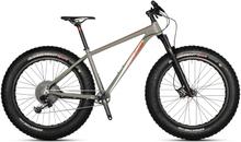 Gavia Fatty'o Bluto Fatbike cykel 2019 SRAM NX Eagle 1x12s, Juggernaut
