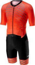Castelli All Out Speed Tri Suit Flera färger, 2 fickor bak
