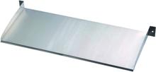 Ubbink Platta i Rostfritt stål för trädgårdsvattenfall 6x60x25 cm