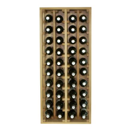 WINEREX Vinställ ISA för 40 flaskor (2/3 modul)