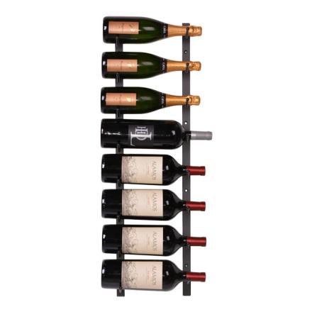 Vino Wall Rack, 1x8 flasker (Magnum/Champagne)