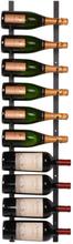 Vino Wall Rack, 1x10 flasker (Magnum/Champagne)