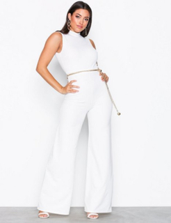 NLY One Exposed Back Jumpsuit Jumpsuits Vit