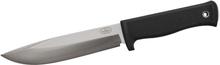 Fällkniven A1 Zytel Kniv Svart/Silver