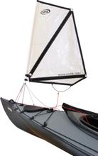 nortik Kayak Sail 1.0 Til foldebåde, white 2019 Tilbehør til gummibåde