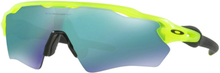 Oakley Radar EV XS Path Glasögon Matte Uranium/Jade Iridium