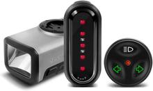 Garmin Varia Smart Cykellampor Combopack Fram- och baklampa