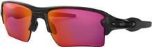 Oakley Flak 2.0 XL Glasögon Polished Black/Prizm Field