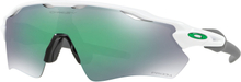 Oakley Radar EV Path Glasögon Polished White/Prizm Jade