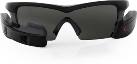 Recon Jet Smart Glasögon Svart, Med display, kamera och dator!
