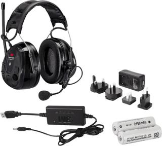 3M Peltor WS Alert XP ACK 2.0 med Bluetooth