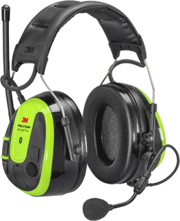 3M Peltor WS Alert XPI med Bluetooth MultiPoint