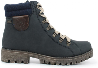 Rieker F Blue Boots Dame 36-42