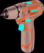 Bosch GSR 12 V-15 2x2,0Ah L-BOXX
