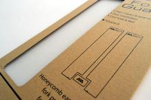 AMS gaffelskyddskit Svart eller transparent