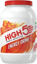 High5 Energy Drink Tropisk 2.2 kg, pulver