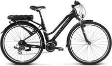 Kross Trans Hybrid 2.0 Dam Elcykel 1 x 8 växlar, 28