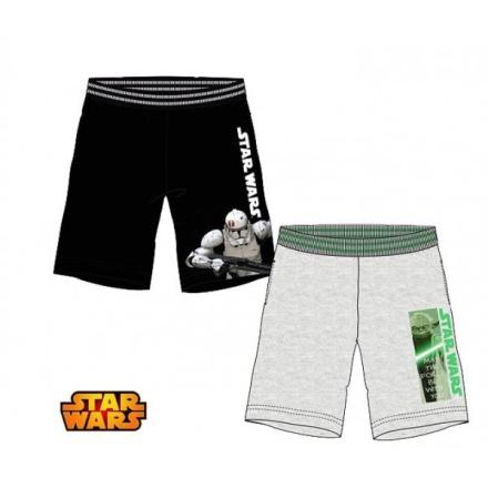 Star Wars Bermudashorts, sort - TheFairytaleCompany