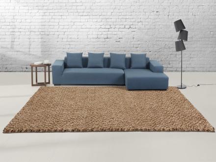 Tæppe 300x400 cm Beige Oren