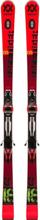 Völkl Racetiger Gs + rMotion2 12 GW Slalomskidor Röd 175