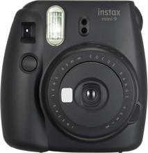 Fujifilm instax mini 9 Instant Camera - Schwarz