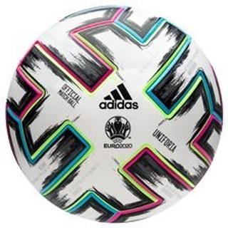 adidas Fotball Uniforia Pro EURO 2020 - Hvit/Sort/Signal Green/Turkis