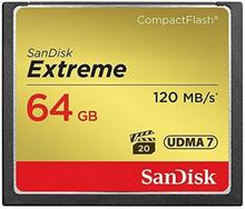 Sandisk Extreme CF-kort 64 GB
