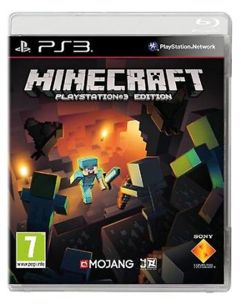 Minecraft (PS3) - Fruugo